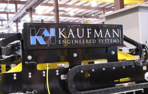 DomeLabel Branding Kaufman Equiment
