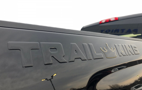 Trail King Decals Automotive Decal
