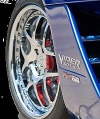 RSI TWIN TURBO Automotive Decal