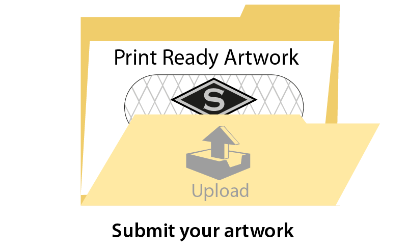 Step 2 - Submit your artwork
