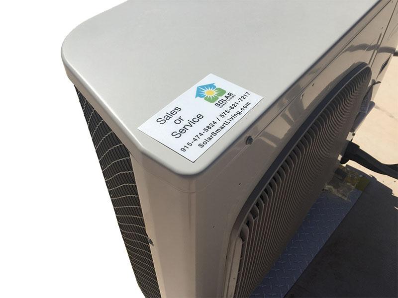 Laminated UV TUFFLabels Durable Laminated Labels